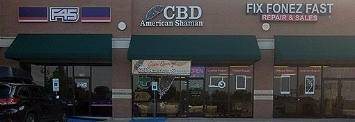 CBD Corinth, Tx American Shaman