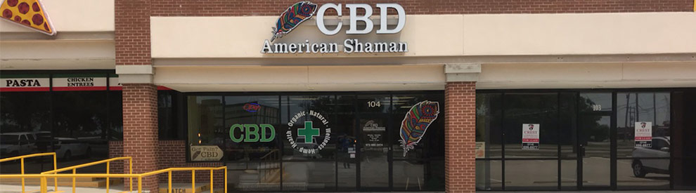 CBD Lewisville American Shaman